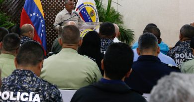 Cuerpos Policiales apoyarán al CEO en próximos comicios municipales (8)