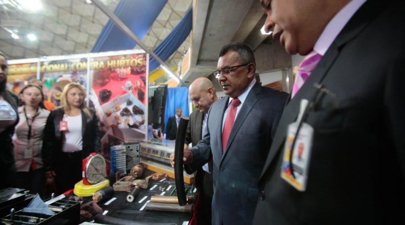 Expocriminalística 2017 en el Poliedro de Caracas (9)