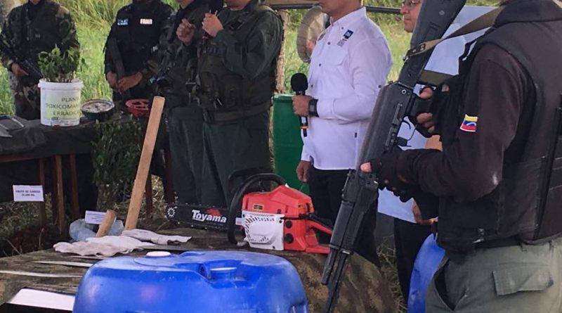 General de Brigada José Ramón Castillo García, titular de la Oficina Nacional Antidrogas (ONA)