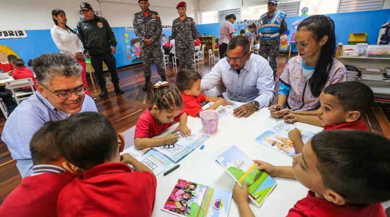Inauguración del Centro de Educación Inicial en El Helicoide (28)