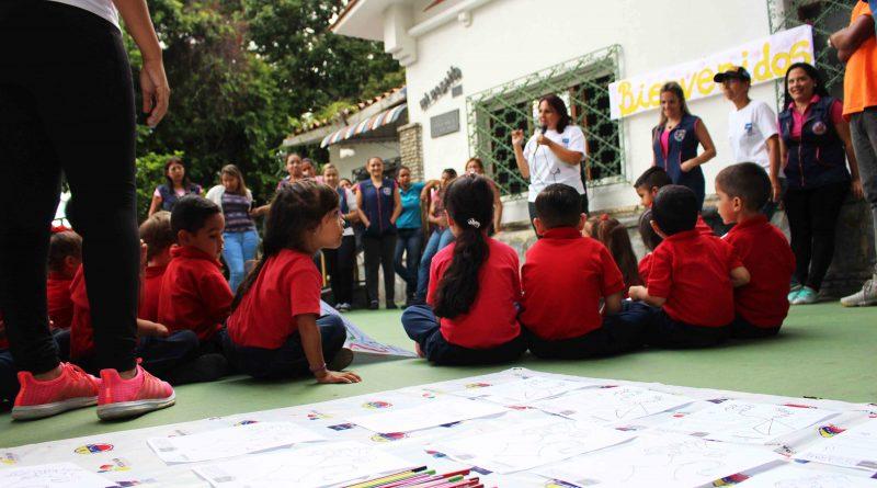 """Más de 50 niños y niñas participaron en """"Mi Proyecto de Vida"""" del Senades (2)"""