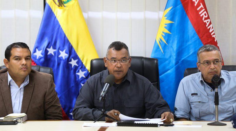 MINISTRO NÉSTOR REVEROL EN EL ESTADO FALCÓN (3)