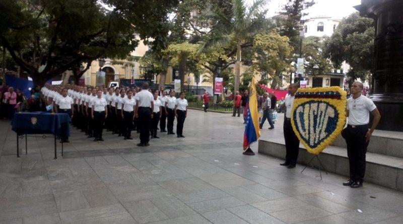 Misa en La Catedral de Caracas y Ofrenda floral (5)