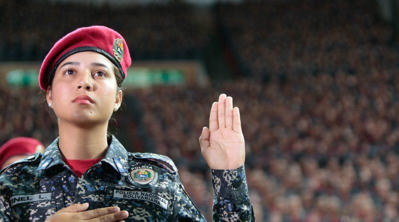 Más de 6 mil 900 nuevos funcionarios policiales formarán parte de la PNB6