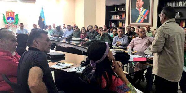 Cinco ejes de acción impulsarán áreas productivas en el estado Zulia (8)