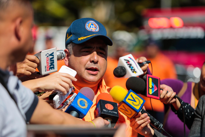 General de Brigada Randy Rodríguez, Director Nacional De Protección Civil