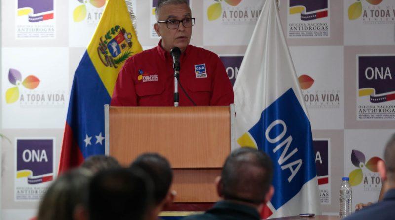 General de División Juan Pedro Grillo González, Jefe de la Oficina Nacional Antidrogas (ONA) (3)