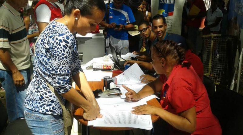 Saren brindó servicios legales en Rio Chico