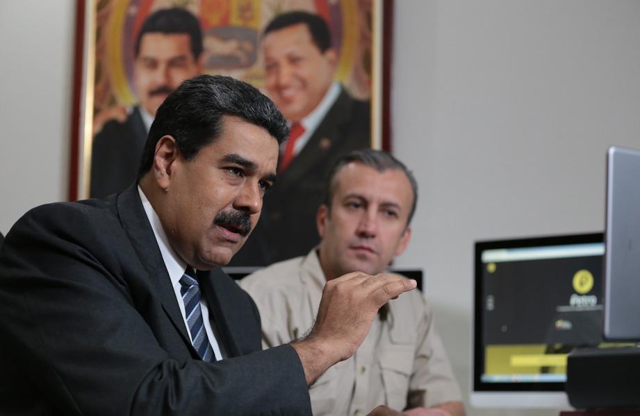 Presidente Maduro: Ofertas y negociaciones en torno al Petro superan los $ 1.000...