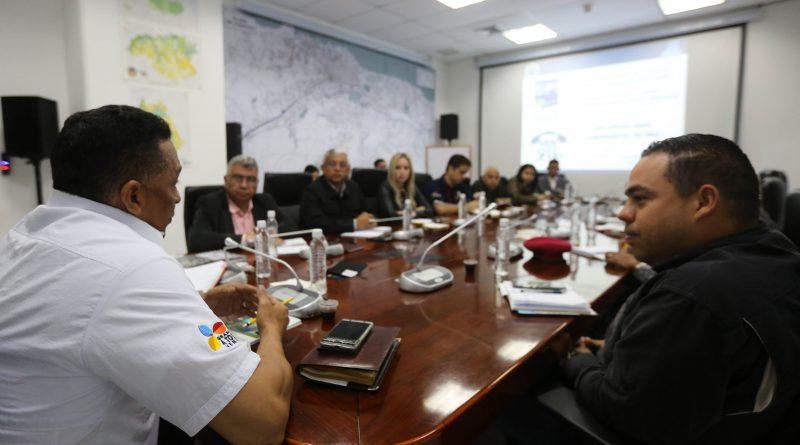 Cuadrantes de Paz fueron supervisados desde el VEN 911 de Coche (1)