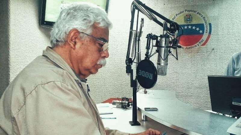 David Paravisini, constituyentista por el sector de pensionados