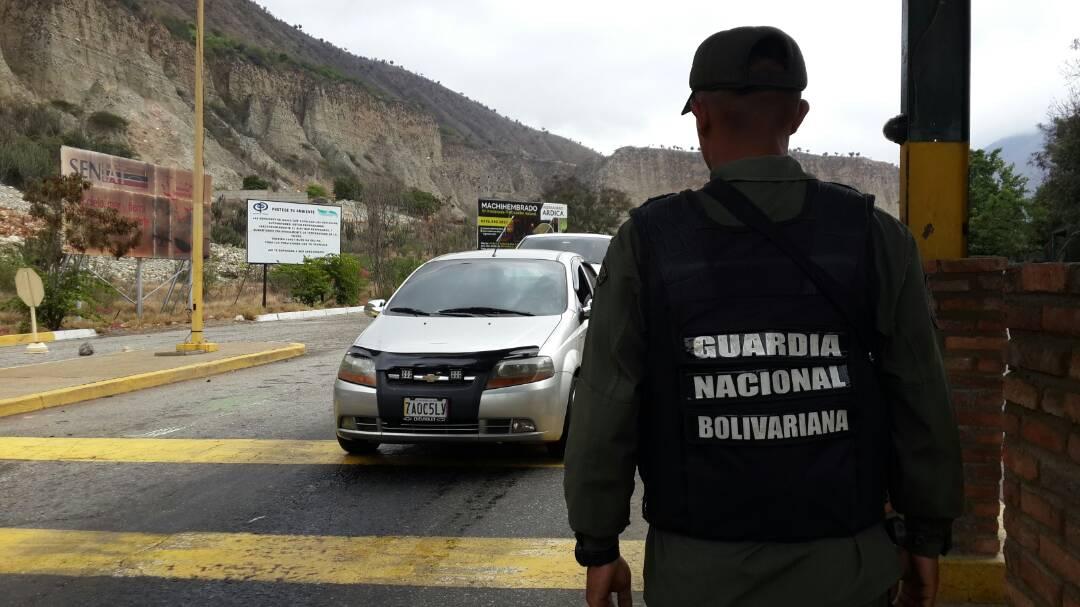 Dispositivo Carnavales Seguros 2018 se mantiene desplegado en la región andina (13)