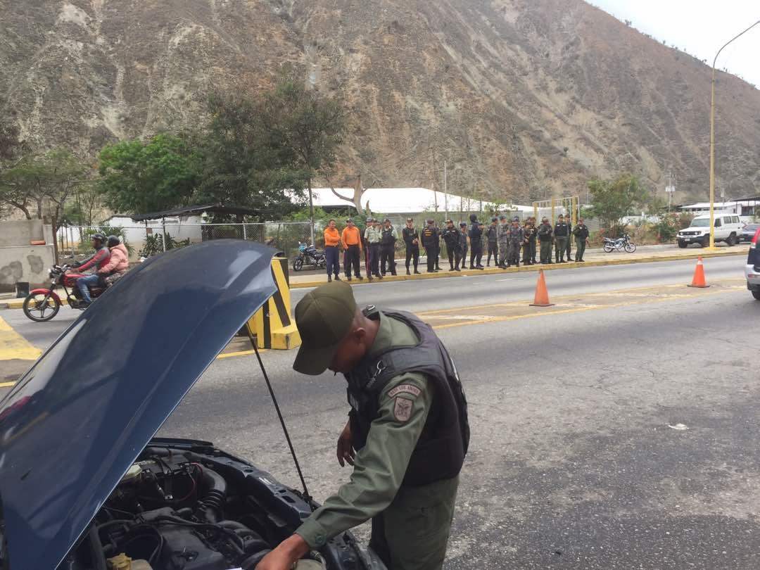Dispositivo Carnavales Seguros 2018 se mantiene desplegado en la región andina (5)