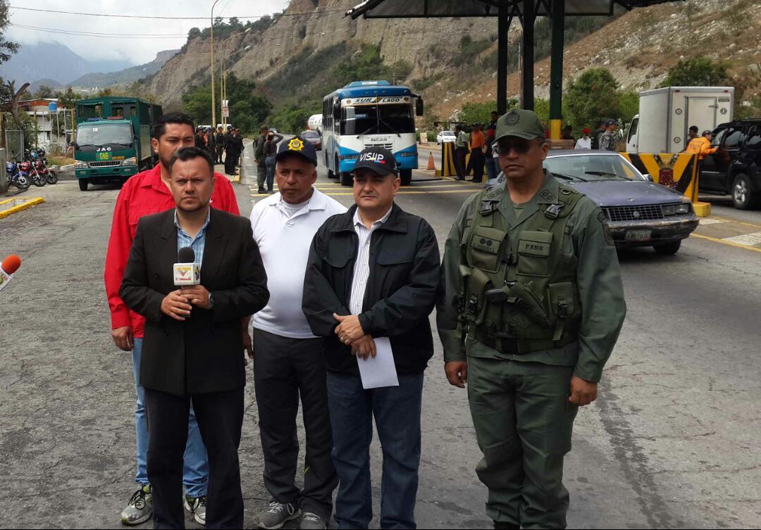 Dispositivo Carnavales Seguros 2018 se mantiene desplegado en la región andina (8)