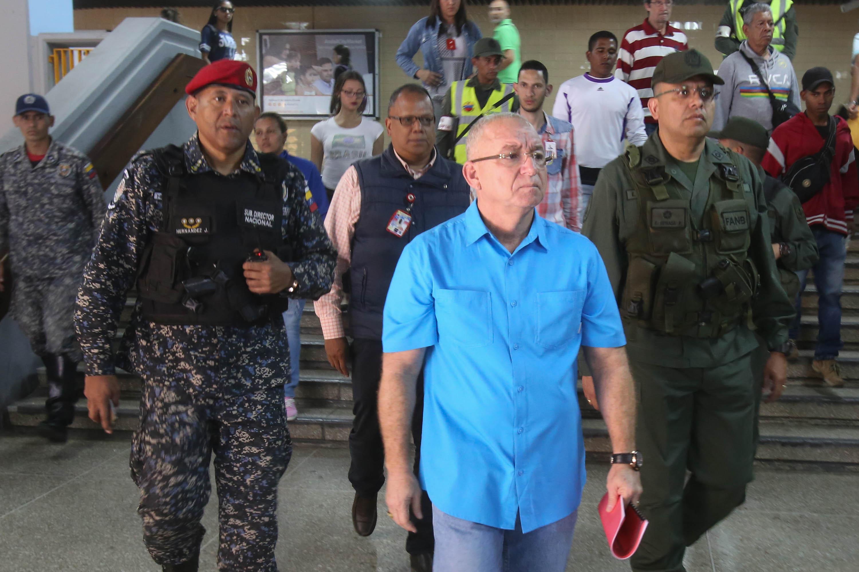 General de División Alexis Escalona Marrero, viceministro de Prevención y Seguridad Ciudadana (1)