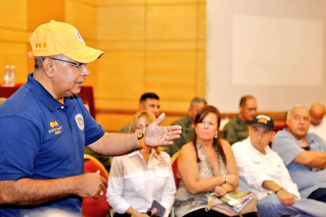 Gobierno nacional estudia medidas para optimizar seguridad en Margarita (2)