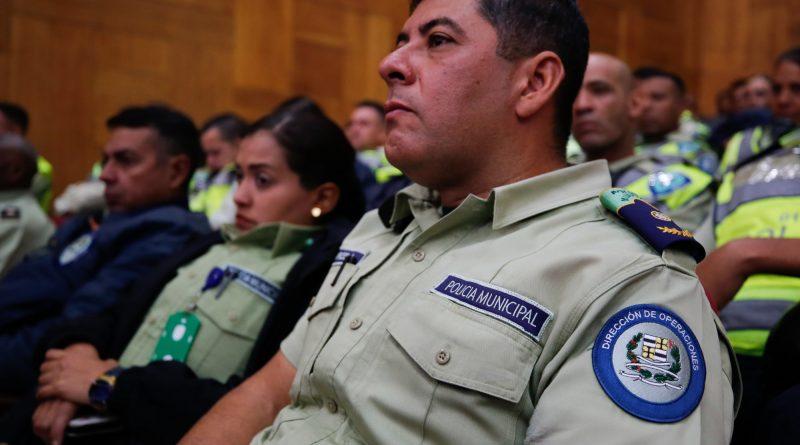 Incorporado Sistema de Gestión de Riesgo a los Cuadrantes de Paz (11)