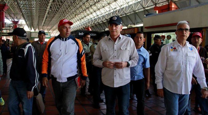 Inspección en el terminal de pasajeros de Oriente (7)