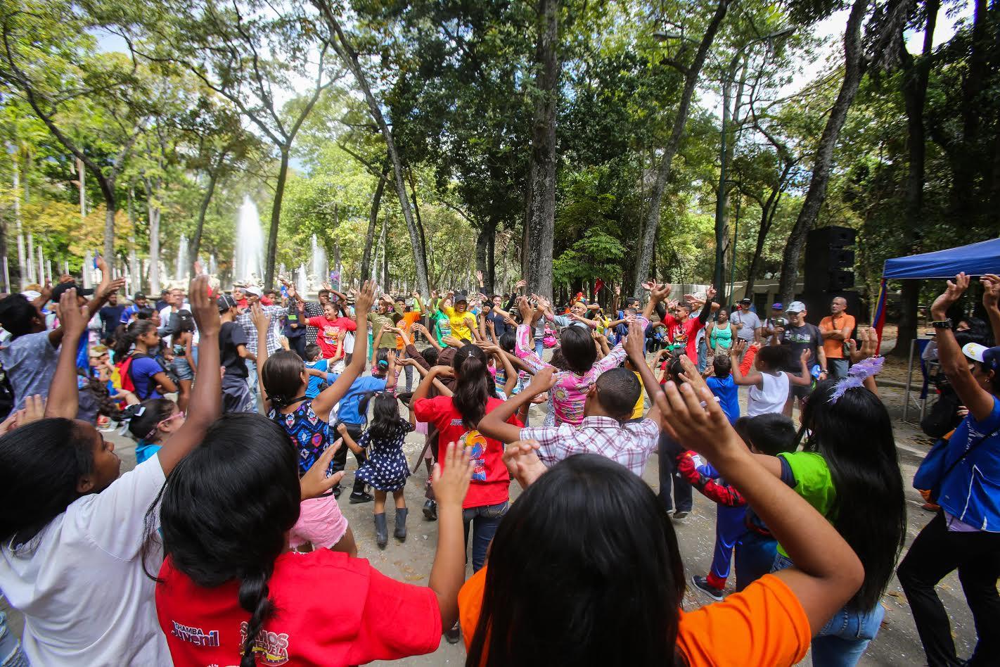 Más de 7 mil personas visitan los Parques Nacionales y Recreacionales en los Carnavales 2018 (7)