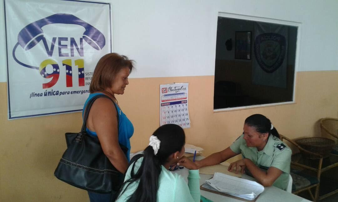 Policía Comunal del Municipio Bolivariano Libertador de la mano con el Pueblo (2)