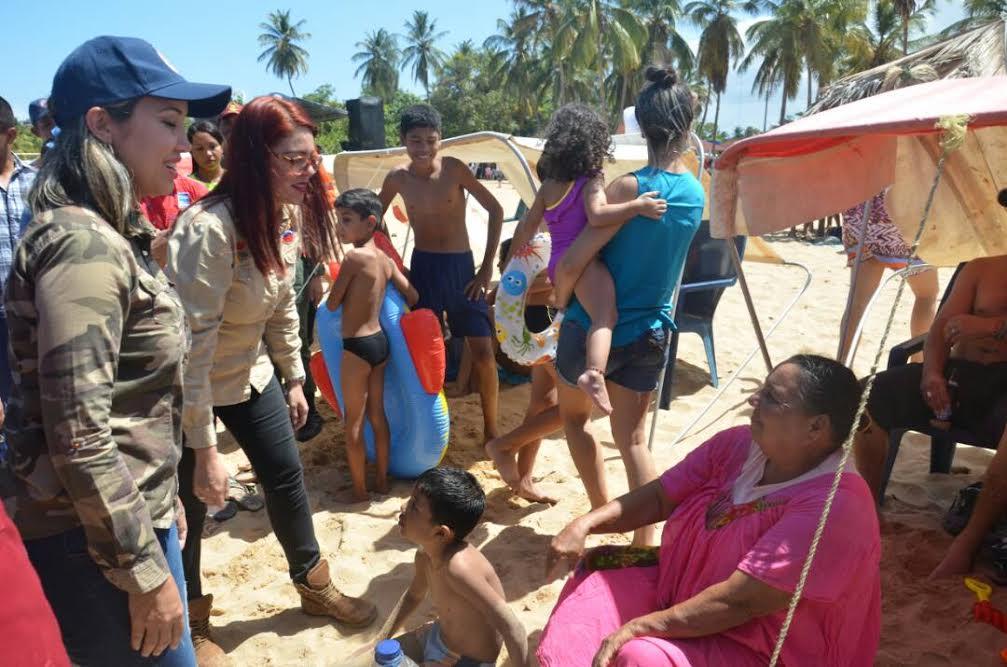 Supervisan despliegue de seguridad en estado Sucre (9)