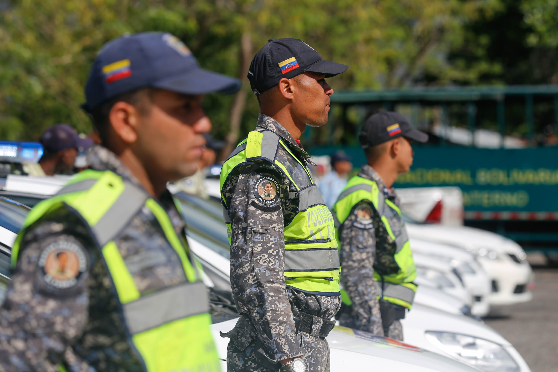 Supervisión del Despliegue Carnavales Seguros desde el estado Miranda (2)