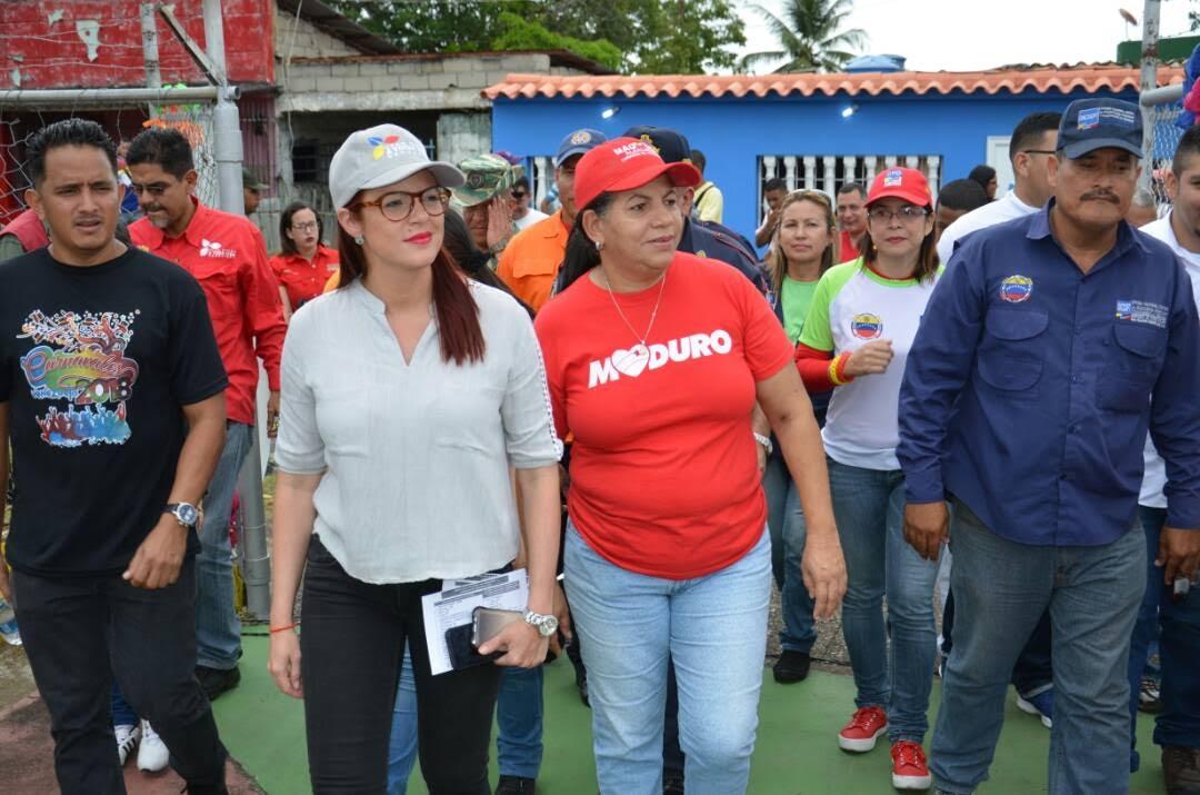 Supervisión del Dispositivo Carnavales Seguros 2018 en el estado Monagas (3)