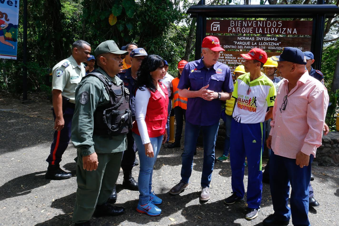 146 Cuadrantes de Paz resguardan a propios y visitantes del estado Bolívar (2)