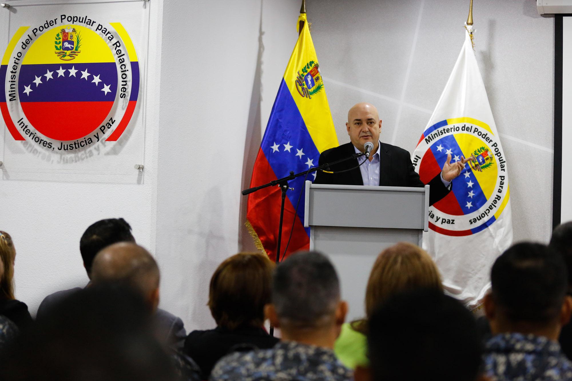 Humberto Ramírez, Viceministro del Sistema Integrado de Investigación Penal (Visiip) (2)