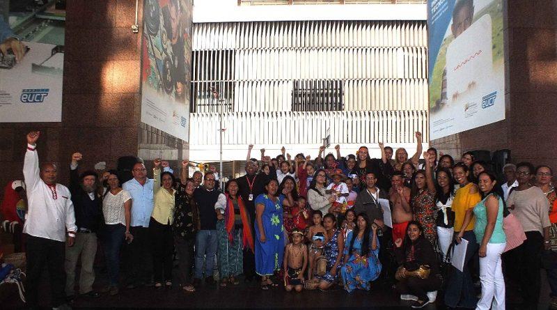 Incodir realizó Primer Encuentro Cultural (2)