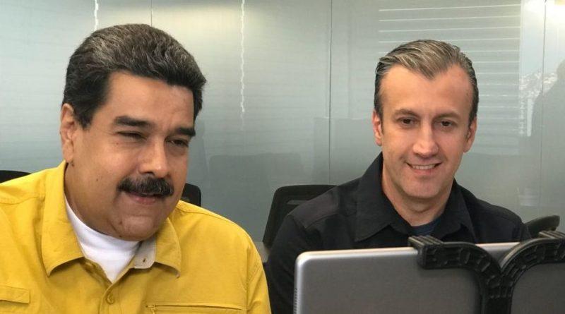 Presidente Maduro anuncia 58% del aumento del salario mínimo a partir de este 01 de marzo