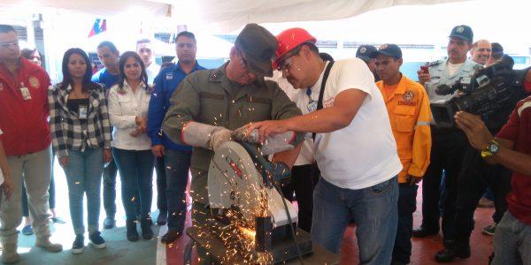 Senades inutilizó 584 armas de fuego en el estado Anzoátegui-4