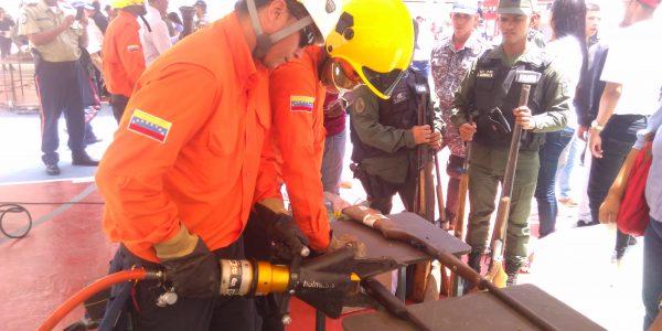 Senades inutilizó 584 armas de fuego en el estado Anzoátegui-6