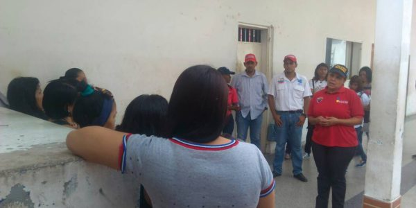Senades reimpulsa valores a 40 femeninas privadas de libertad en Yaracuy (4)