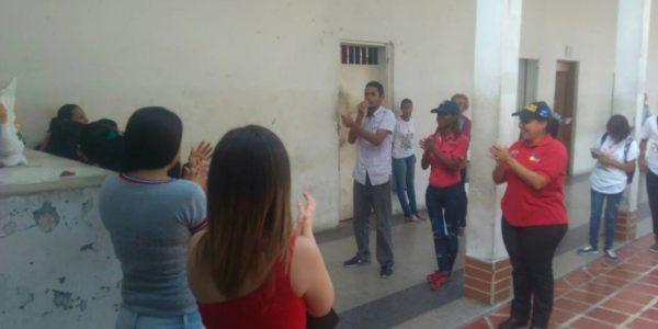 Senades reimpulsa valores a 40 femeninas privadas de libertad en Yaracuy (5)