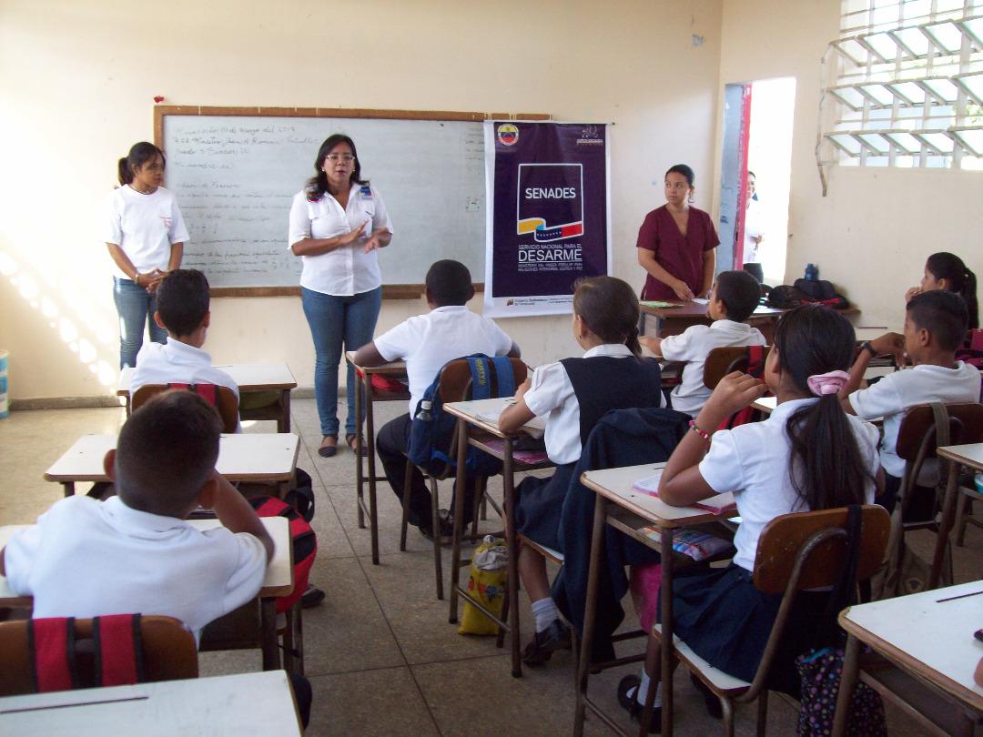 Fotos: Prensa Senades Zulia