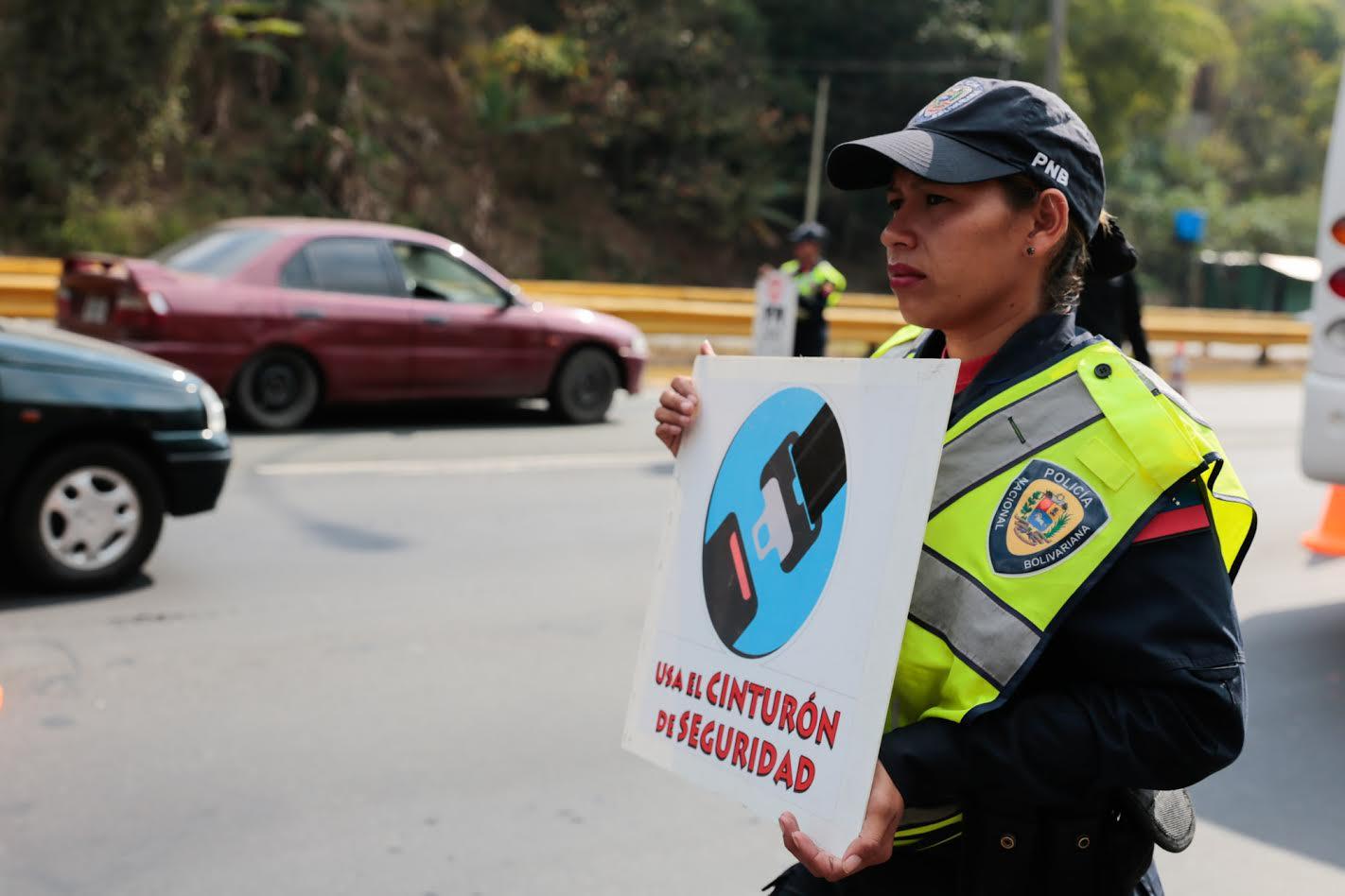 Tránsito Terrestre de la Policía Nacional Bolivariana (PNB) (1)