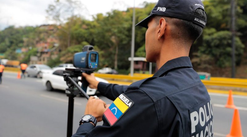 Tránsito Terrestre de la Policía Nacional Bolivariana (PNB) (2)