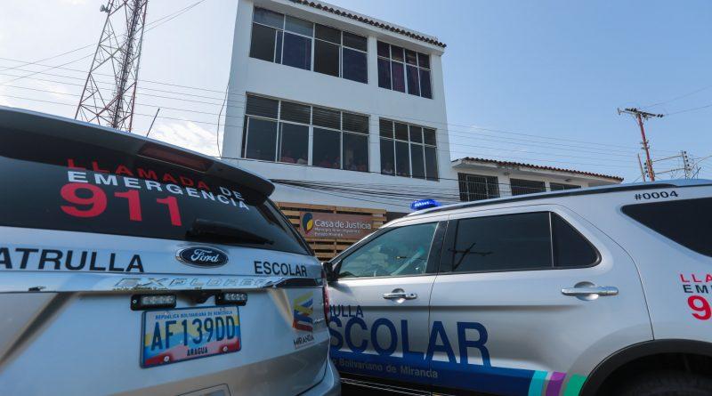 Casa de Justicia en Higuerote combatirá la impunidad y el retardo procesal (10)