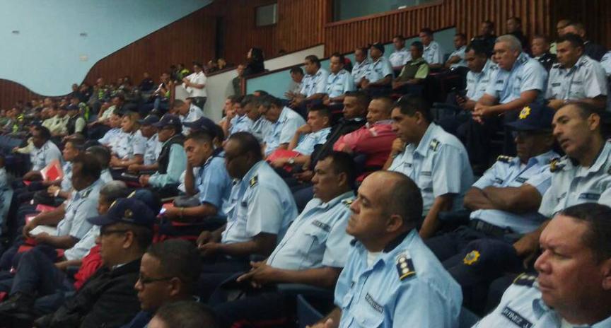 Cuadrantes de Paz de la Región Central serán incorporados a la gestión de riesgo