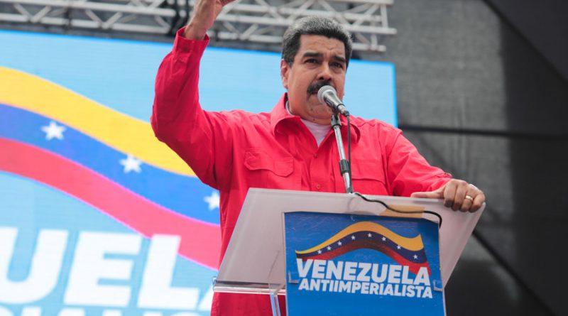 Foto: Prensa Presidencial/ Efraín González