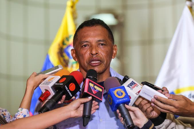 General de División Endes Palencia Ortiz, viceministro de Prevención y Seguridad Ciudadana