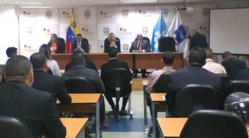 Inició tercer ciclo de capacitación contra legitimación de capitales a funcionarios del Cicpc (3)