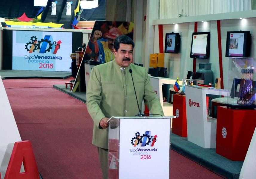 Maduro-Expo-Venezurla-Potencia-2018
