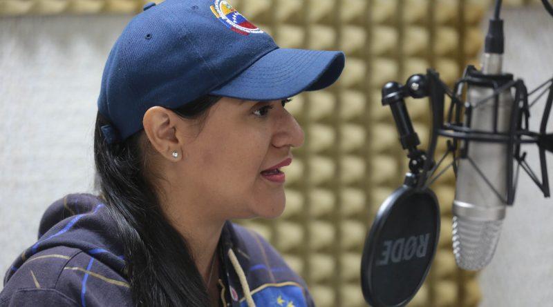 Nuris Perozo, directora de Prevención del Delito (1)