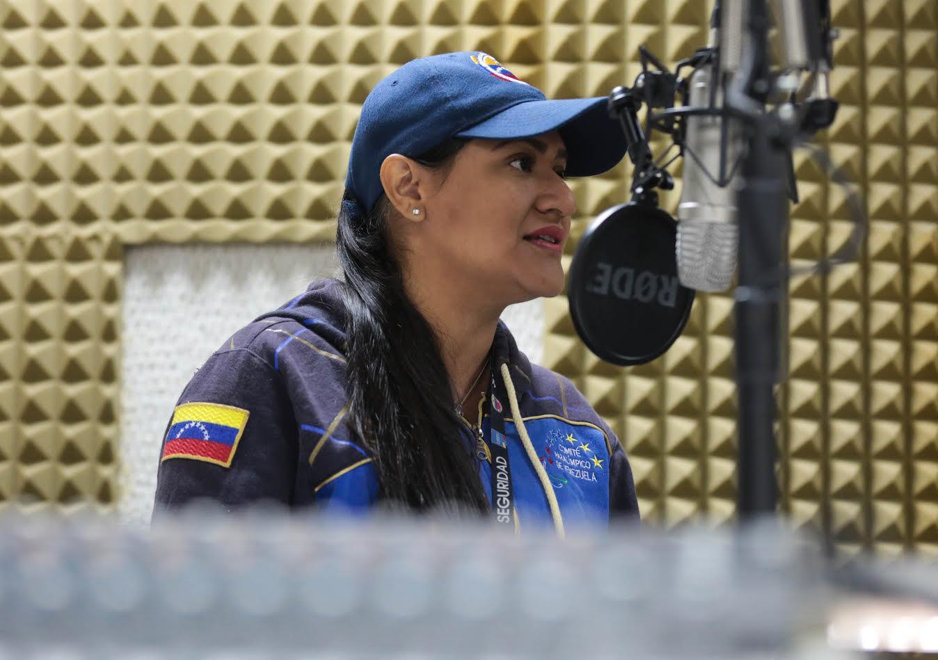 Nuris Perozo, directora de Prevención del Delito (3)