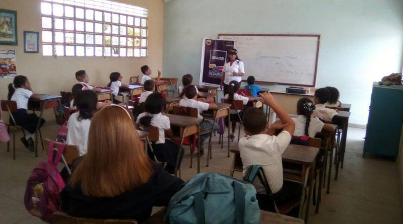 Senades atendió 425 estudiantes de la U.E. Electo de Jesús Piña en el Zulia (1)