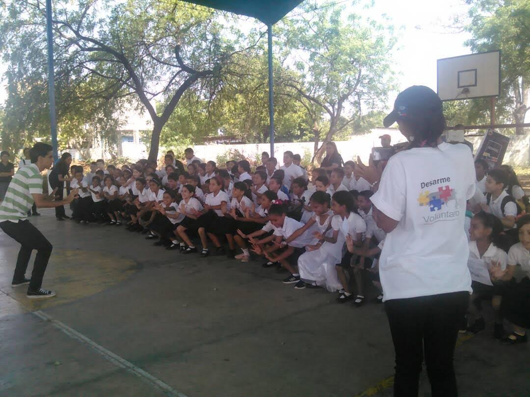 Senades atendió 425 estudiantes de la U.E. Electo de Jesús Piña en el Zulia (3)