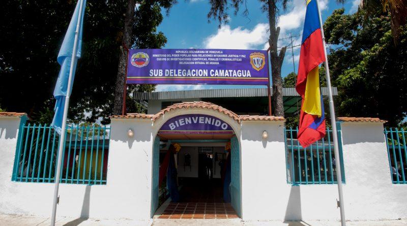 Cicpc inauguró Subdelegación en Camatagua estado Aragua (13)