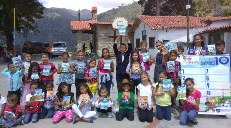 DPD conmemoró Día Internacional de la Familia en Galipán (3)